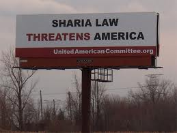 Sharia law threatens America Islam in America