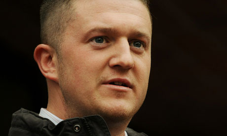 Tommy Robinson new