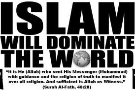 Islam will dominate the world new