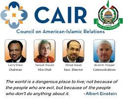 CAIR evil quote