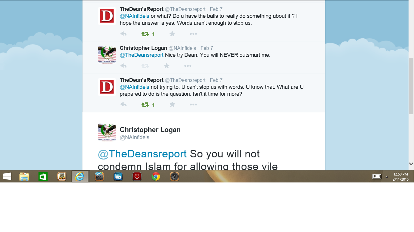 Dean Report 3