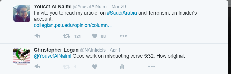 Author Y Namim Saudi article