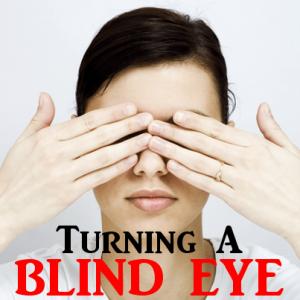 blind-eye